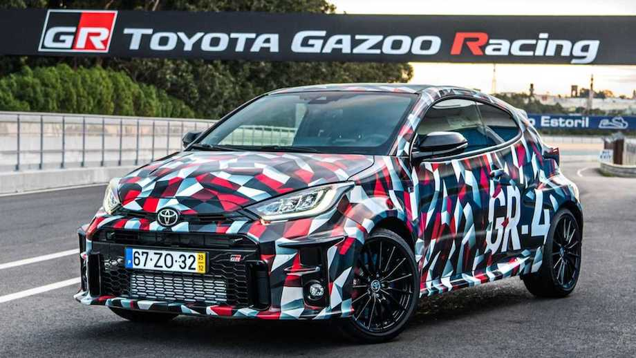 Toyota Considering GRMN Yaris With More Power, Less Weight Than GR