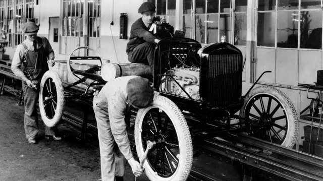 5 Popular Myths about Ford and His Model T