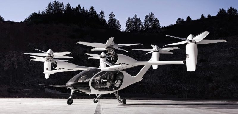 Toyota invests $394M in all-electric flying car startup Joby Aviation
