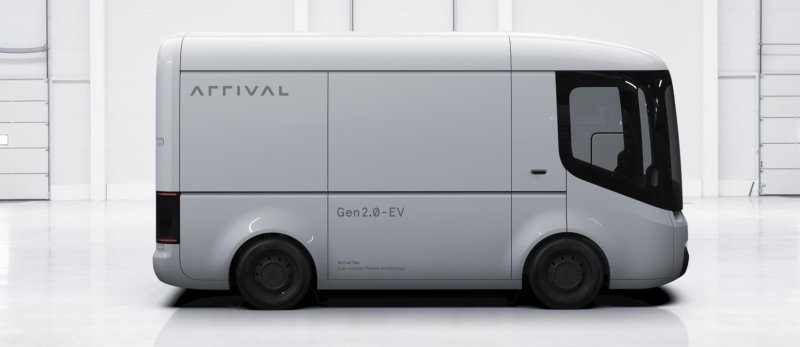 Hyundai and Kia invest $110 million in UK electric van startup Arrival