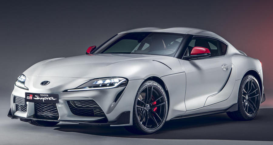 Toyota launches new entry-level 2.0-litre GR Supra in Europe