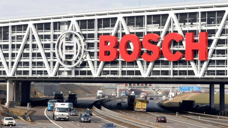 Global car production may have peaked, warns Bosch