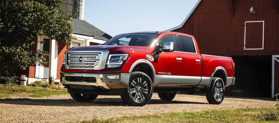 Nissan Titan Might Have Raptor-Fighting Model On The Way: Report