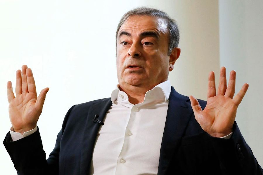 Nissan files Rs 3 350 M damages claim against Carlos Ghosn
