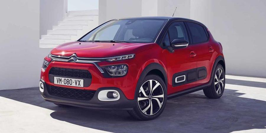 Updated Citroen C3 receives tweaked looks and enhanced comfort