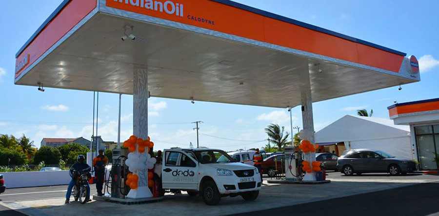 Indian Oil: Une 26e station-service à The Vale