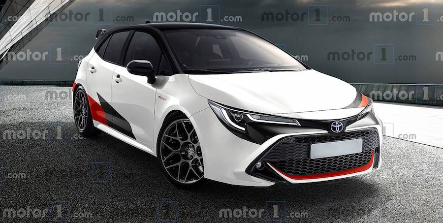 Toyota GR Corolla Hot Hatch Rumored For 2023 Debut
