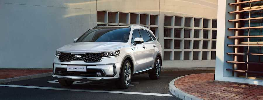 2021 Kia Sorento Revealed With More Style And Substance