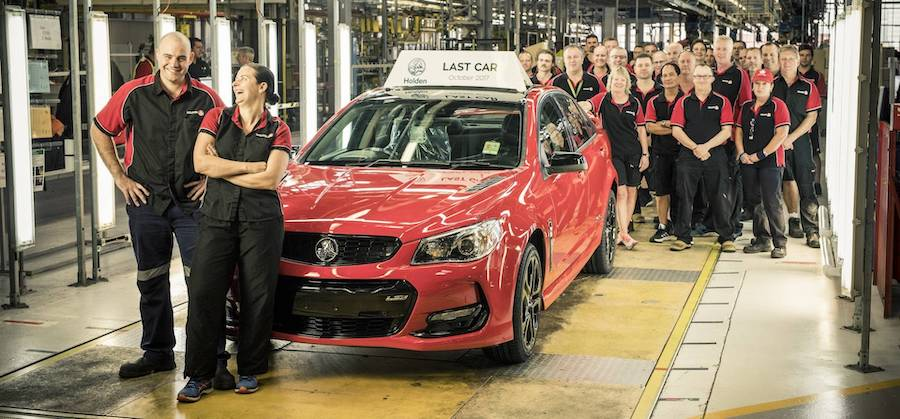 Holden Brand Officially Axed In Australia By GM