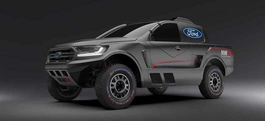 2020 Ford Ranger Raptor Gets Twin-Turbo V6 Engine, Will Race In South Africa