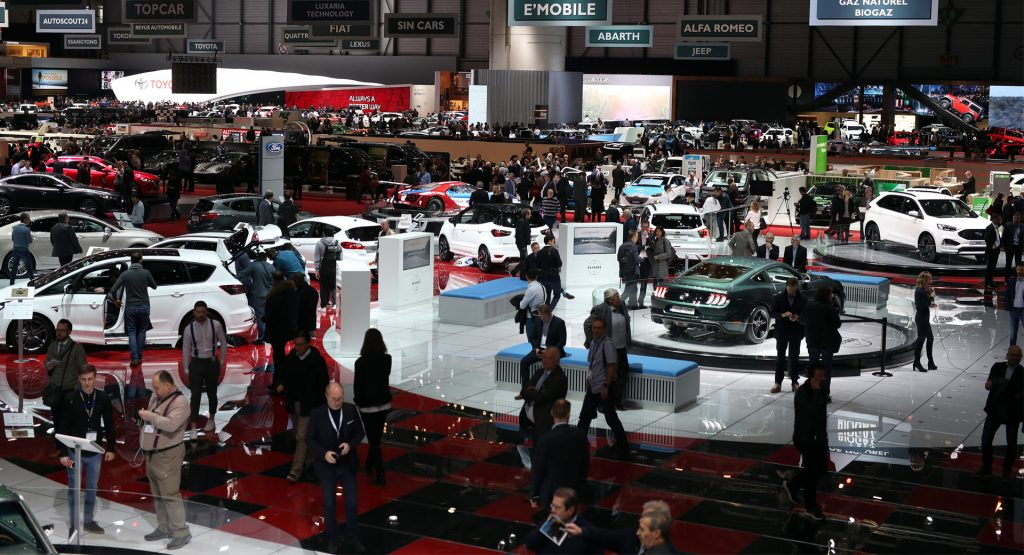2020 Geneva Motor Show canceled by Swiss government over coronavirus fears