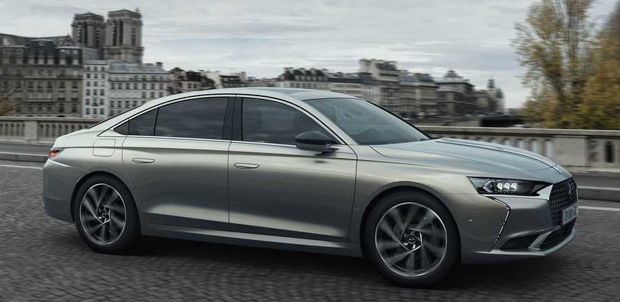 DS 9 Debuts As Plug-In Luxury Sedan For Markets 'Around The World'