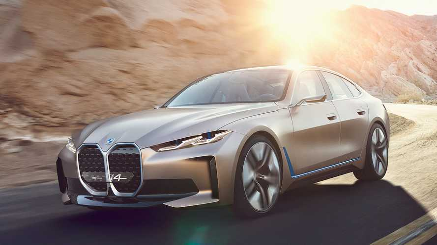 BMW i4 Concept Won't Change Much For Production