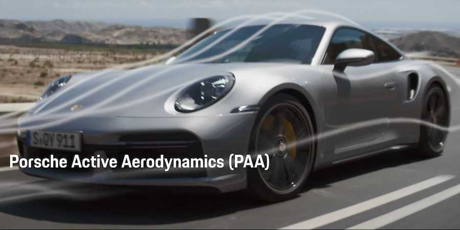 Porsche Shows What's So Great About The New 911 Turbo S