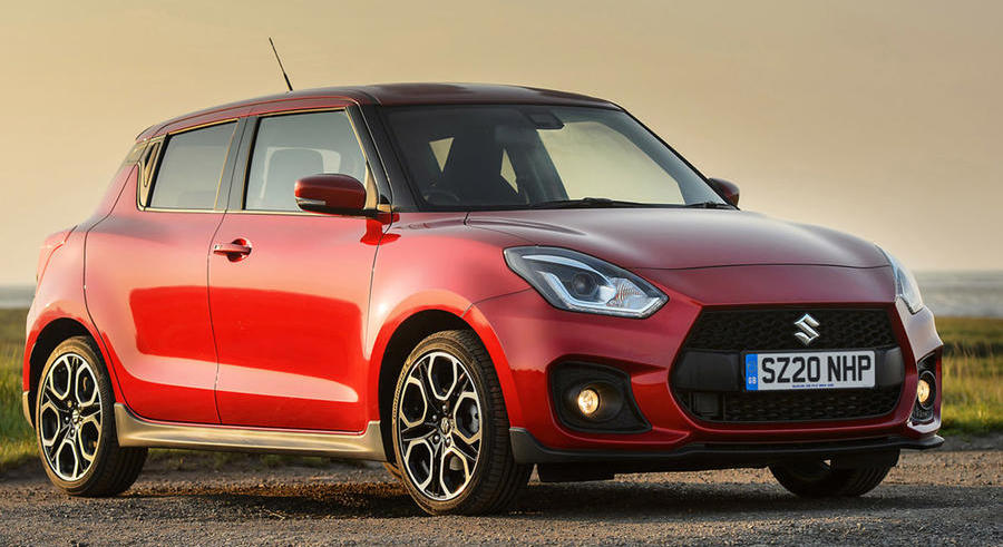 Suzuki Swift Sport goes hybrid only