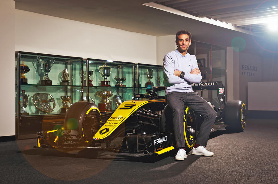 Renault F1 boss: 'We will not be able to hide forever'