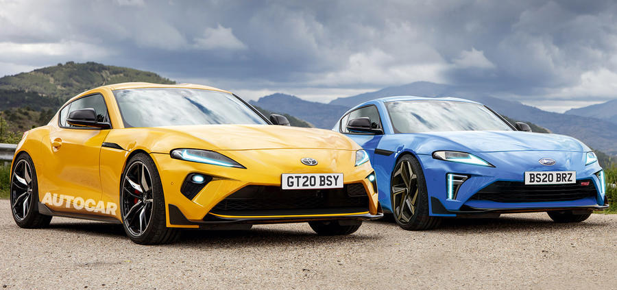 Next Toyota GT86 confirmed for 2021 in leaked presentation