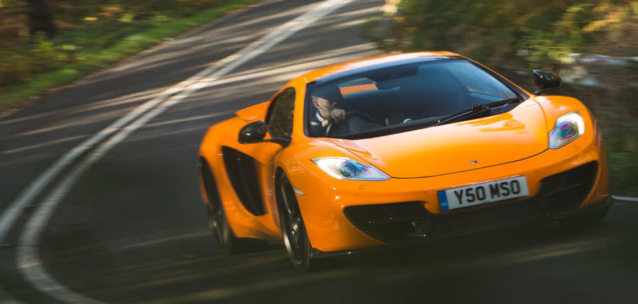 Used supercar guide: the half-price McLaren MP4-12C