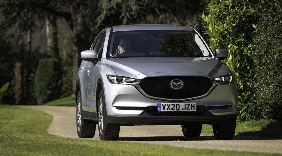 Mazda CX-5 gets update to boost efficiency