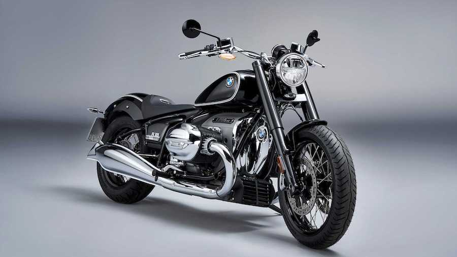 The New 2021 BMW R 18 Unveiled... Finally