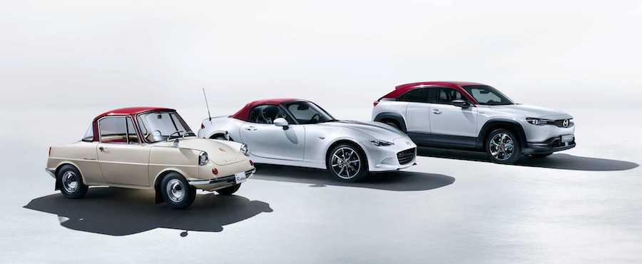 Mazda Marks Centennial With Anniversary Edition For Many Models