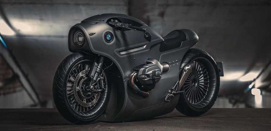 Moscow Garage Takes BMW R NineT To The Nth Degree