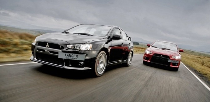 This Lancer Evolution X with a Full iPad Makes Apple CarPlay Look Ridiculous