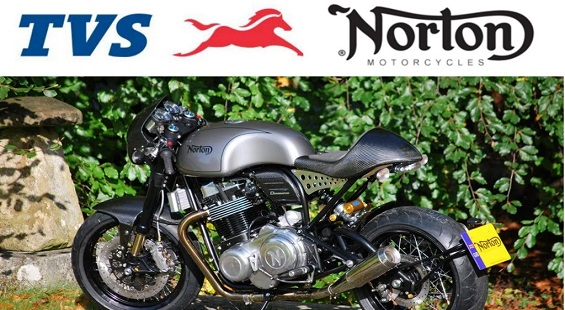 Norton Officially Bought By Indian Giant TVS For $20M