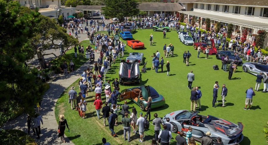 2020 Pebble Beach Concours Cancelled Due To Coronavirus Pandemic