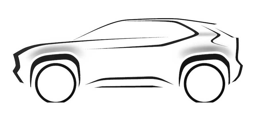 Toyota Yaris Crossover Reportedly Set For April 23 Reveal
