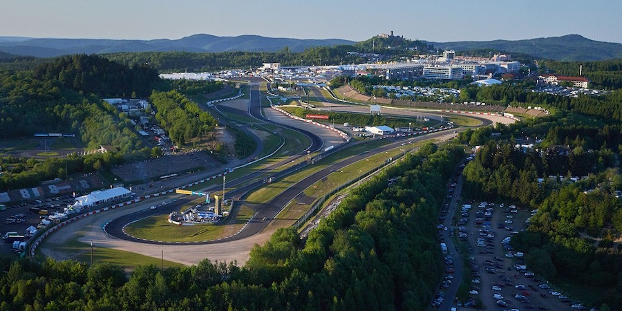 Volkswagen Says Nurburgring's Reputation Is Overrated