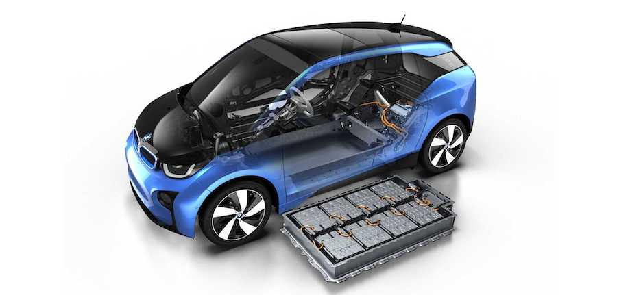 BMW Thinks The Key To Wider EV Adoption Is Battery Price Reduction