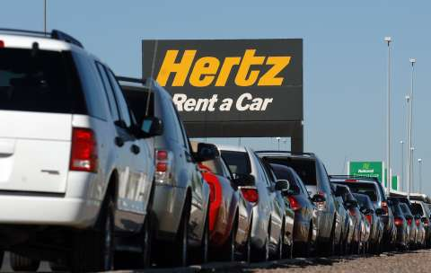 Hertz Reportedly In Talks With Creditors On How To Avoid Bankruptcy