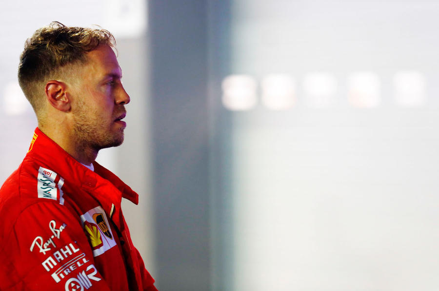 Official: Vettel to leave Ferrari F1 team at end of 2020