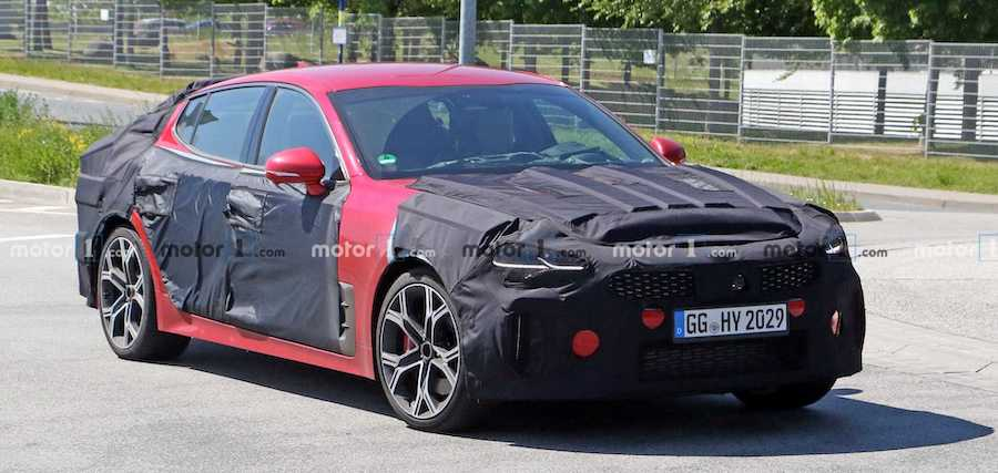 Kia Hints The Stinger Will Have To Become An EV To Survive