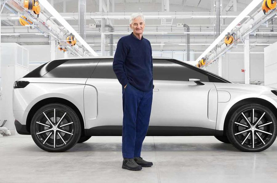 James Dyson's axed electric car project cost him £500 million
