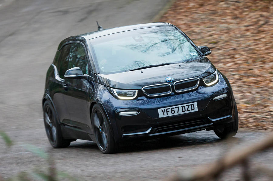 Nearly-new buying guide: BMW i3