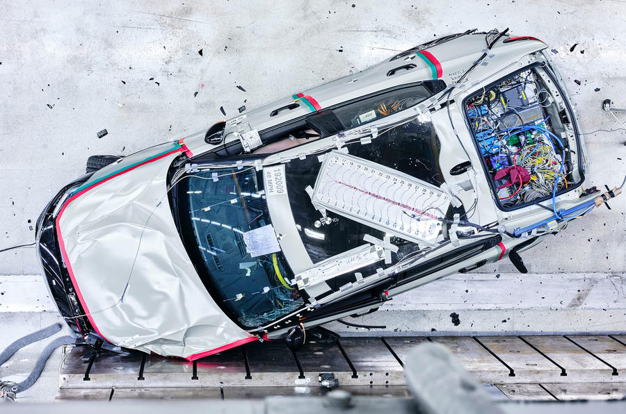 Under the skin: a crash course in making electric cars collision-safe