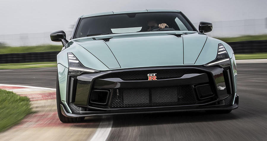 Limited-run Nissan GT-R 50 by Italdesign makes production debut