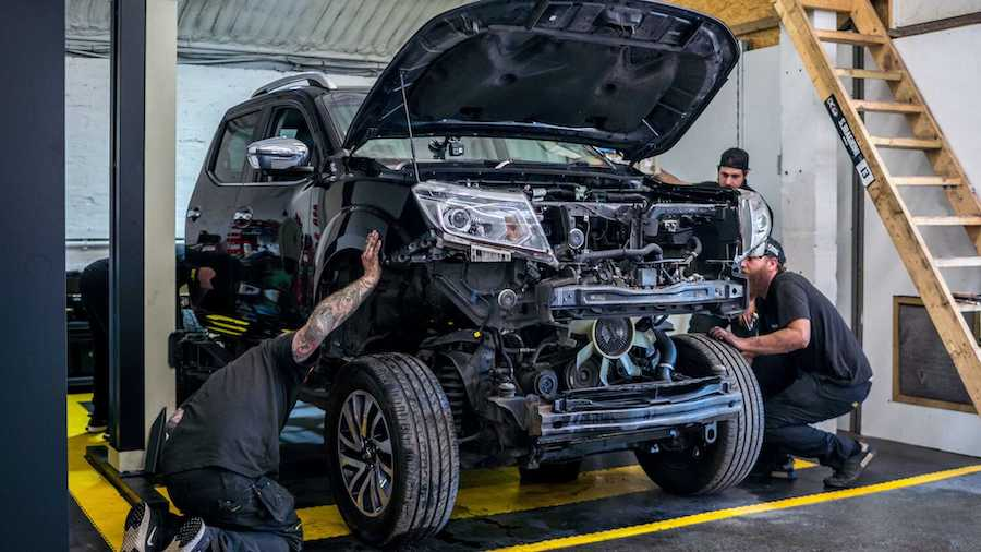 Nissan Navara Pickup Getting GT-R Engine With 1,000 Horsepower