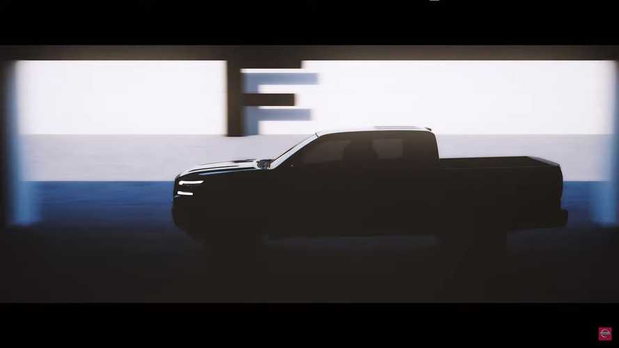 2021 Nissan Frontier Fully Teased In New Video