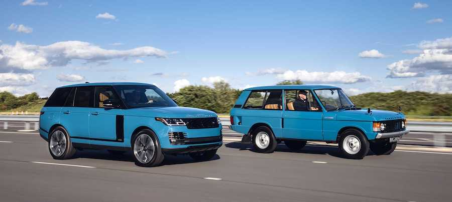 Range Rover Fifty Limited Edition Celebrates Golden Anniversary
