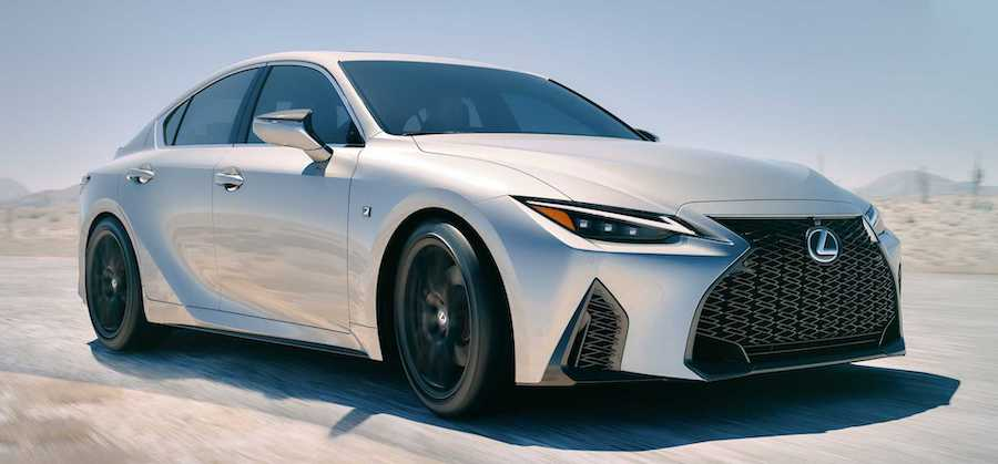 2021 Lexus IS Debuts With Sharp Styling, More Tech, But Same Engines
