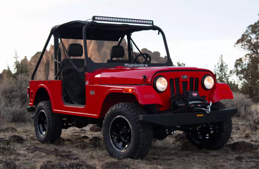 FCA Wins Case Against Mahindra For Roxor Infringing Jeep Design