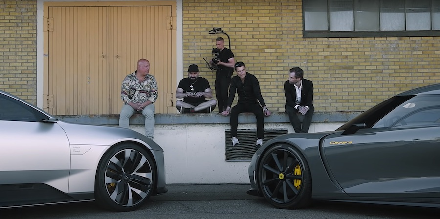 Koenigsegg and Polestar Release 16-Minute Clip of Their West Coast Get Together