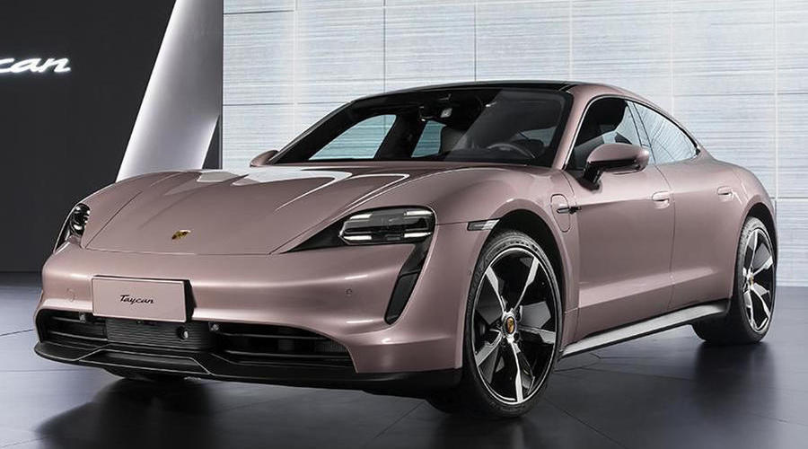New entry-level RWD Porsche Taycan launches in China
