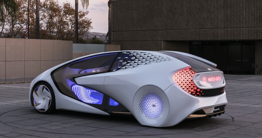 When Toyota Introduced a Whole New Vehicle Idea - The Concept-i