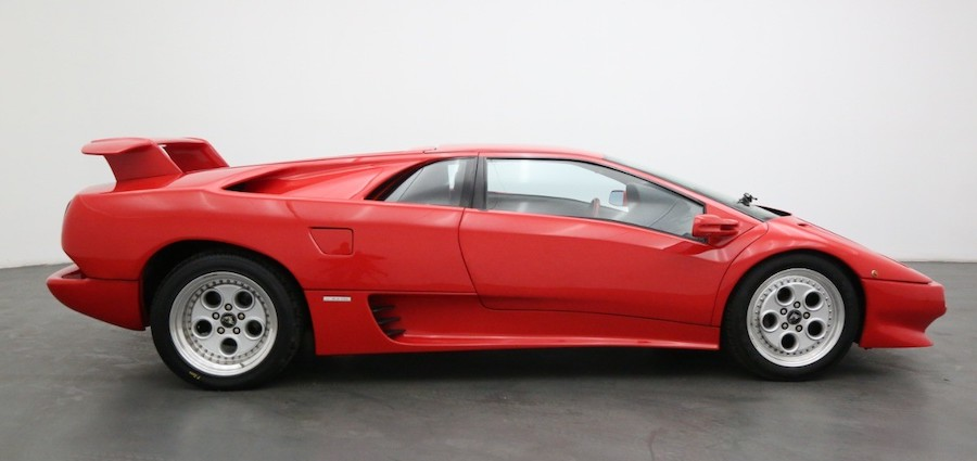 One-of-a-Kind 1992 Lamborghini Diablo from Die Another Day Is Up for Grabs
