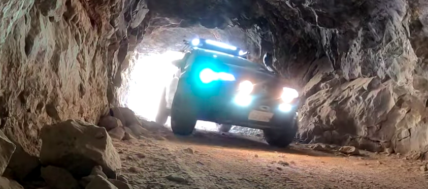 This Lifted Honda Fit Off-Roader Is The Perfect Mine Explorer