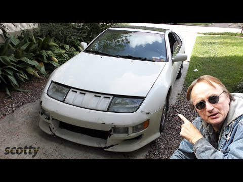 Scotty Kilmer Buys Nissan 300ZX, Says It's a Reliable, Collectable Sports Car